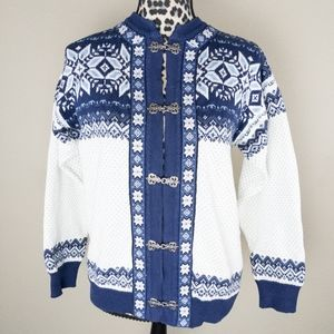 Dale of Norway Cotton Cardigan
